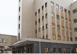 корпус госпиталя ветеранов войн