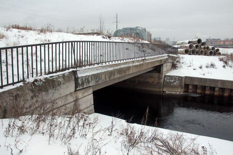 2-й Лахтинский мост