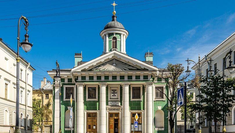 церковь Ингрии