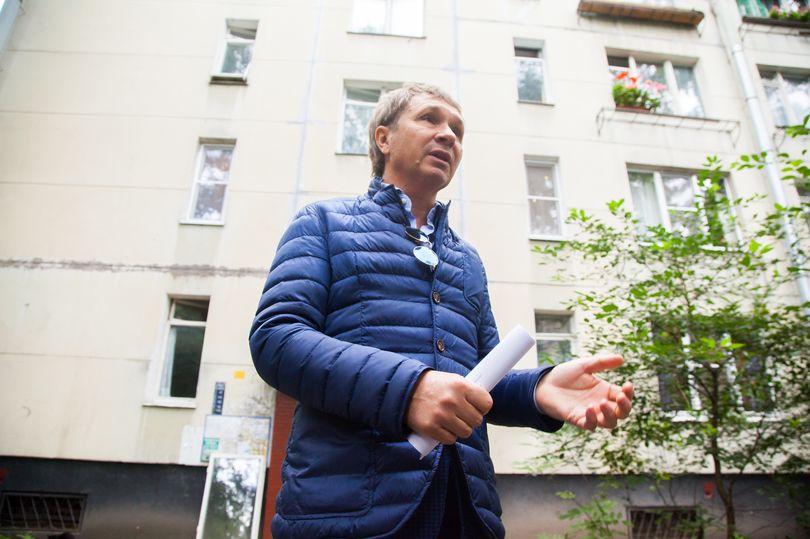 Глущенко, Воин В