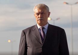 Полтавченко: Петербург – один из немногих «миллионников», который избежал глухих пробок
