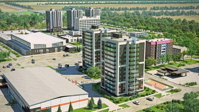 Новоселье городские кварталы