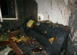 Из горевшего дома в Автово эвакуировали 15 человек