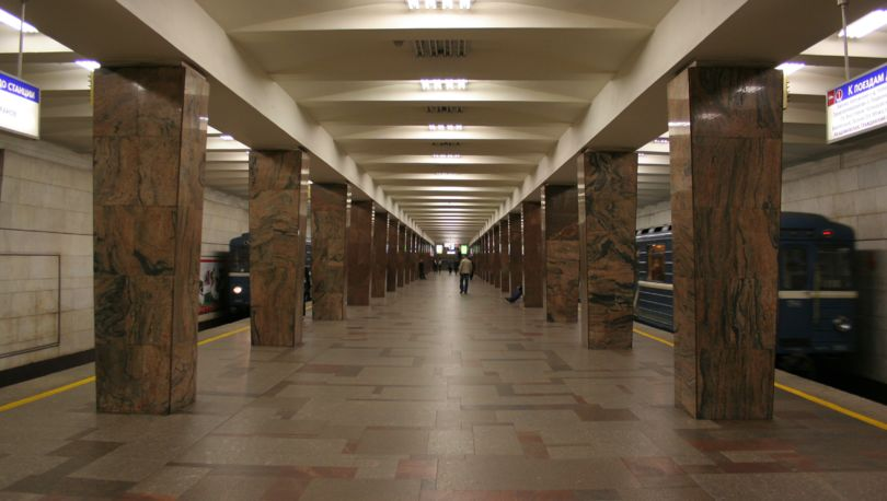 метро «Ленинский проспект»