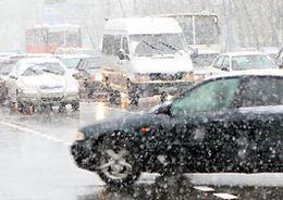 Петербург накроет снегопад