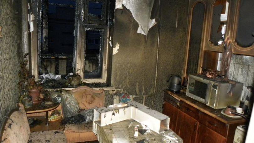Из горевшего дома на Искровском эвакуировали 7 человек