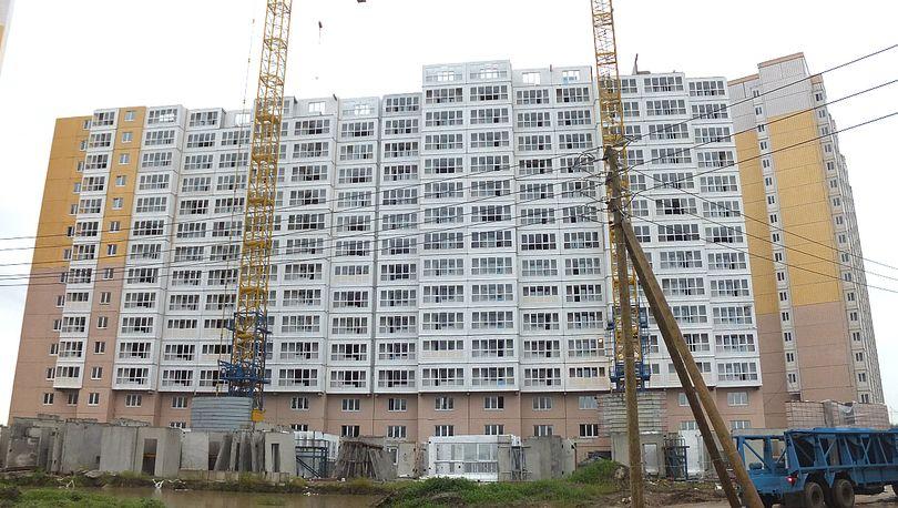 Объекты «СУ-155» достроят за три года