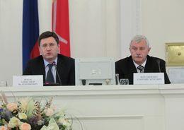 Полтавченко доложил министру энергетики о готовности города к зиме