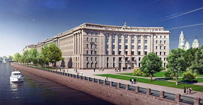 Строить жилье в «судебном квартале» готовы 7 компаний