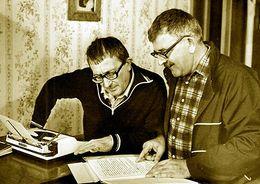 Через полтора года в Петербурге откроют музей братьев Стругацких