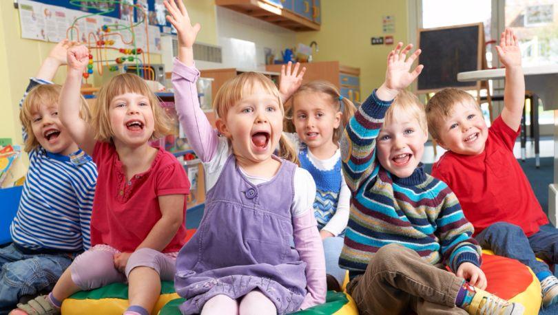 детский сад хотят