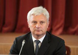 Губернатор Полтавченко представил нового главу Выборгского района