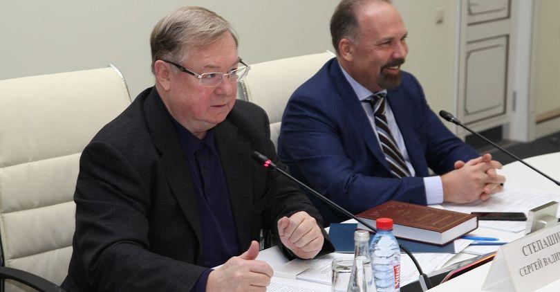 Общественный совет при Минстрое подвел итоги