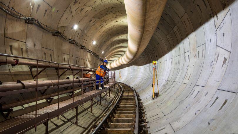 Стоимость строительства Фрунзенского радиуса снижена на 37%