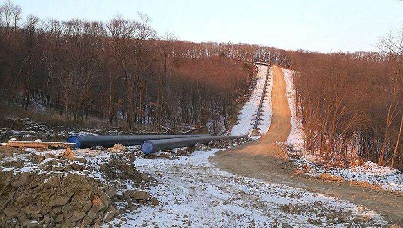 Отменен аукцион на строительство газопровода в Тосно
