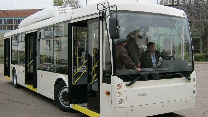 На улицы Петербурга выйдет электробус