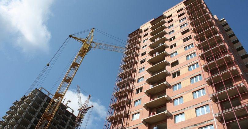 В январе 2017 года в Петербурге введено в эксплуатацию 527 239,30 кв. метров