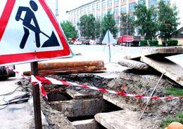 В Красносельском районе пройдут испытания теплосетей