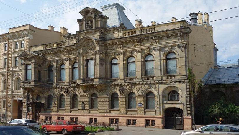 Фасад особняка Кельха отреставрируют за 32 млн
