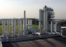 В НАО запускают в работу асфальтовый завод