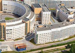 Проект больницы в Полюстрово от ГК