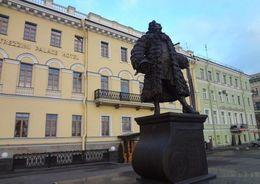 В Петербурге открыли  памятник архитектору  Доменико Трезини