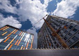 В Петербурге в июне ввели 171,3 тыс. кв. м. жилья