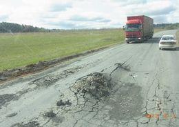 Медведев назвал российские дороги «не очень хорошими»