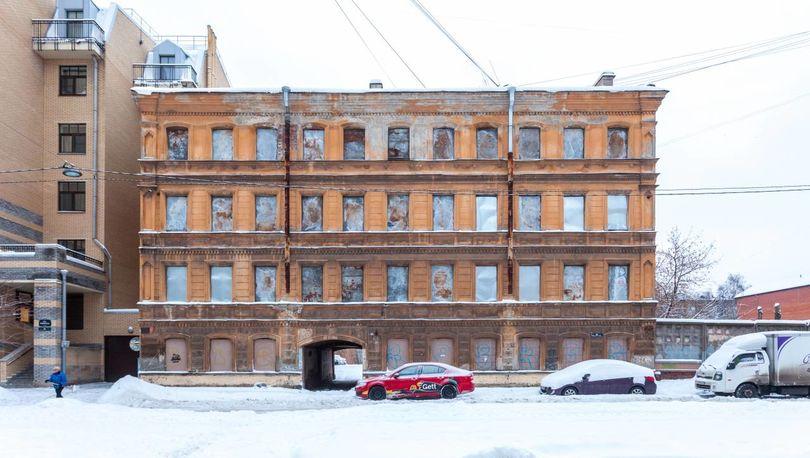 дом фабрики К.М. Прейса