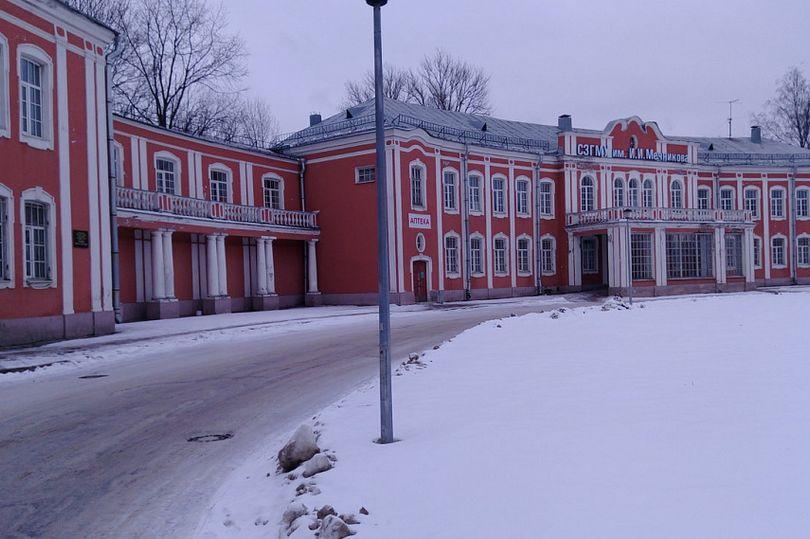 Университет Мечникова