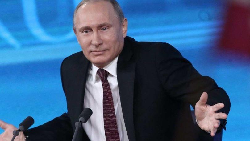Путин с руками