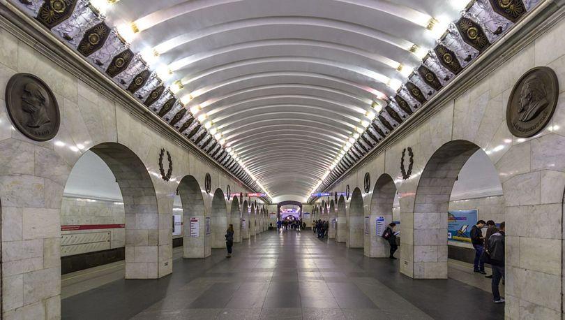 метро Технологический институт
