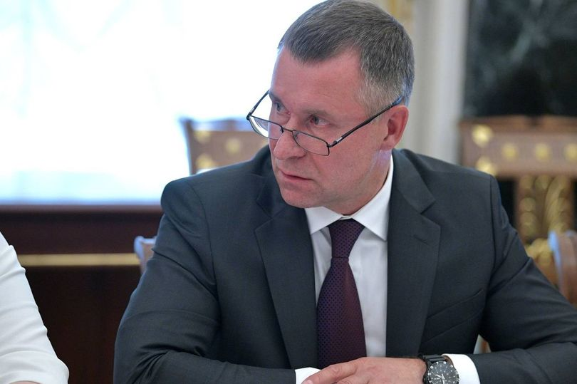 Глава МЧС РФ Евгений Зиничев