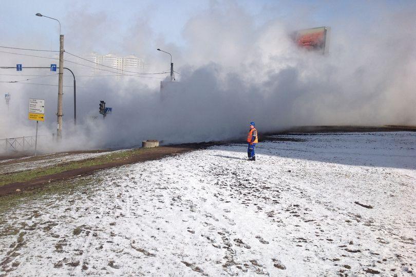 Последствия прорывов труб в Кировском районе ликвидированы