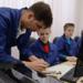 Строители и политехники со школьной скамьи