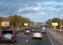 мурманское шоссе