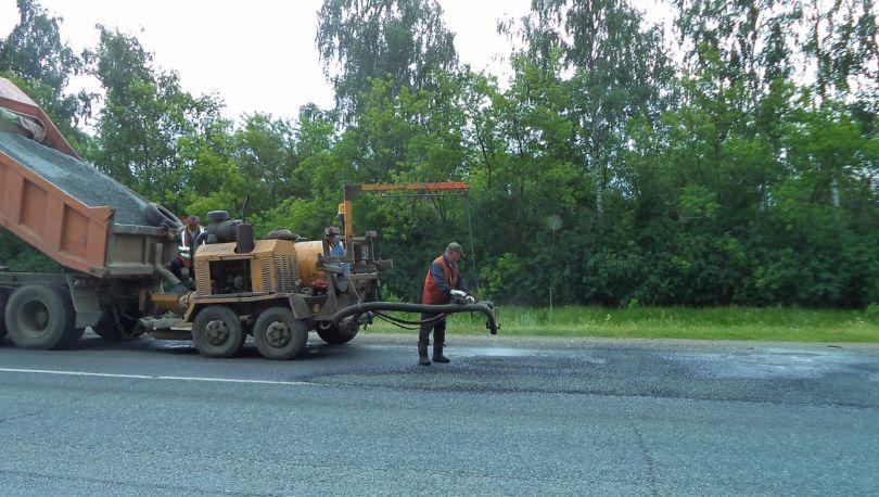 содержание дорог