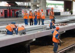 ремонт платформы