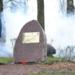 В честь пожарных Великой Отечественной заложен камень памяти