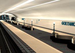 метро гольяново