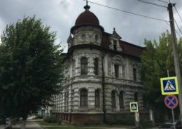 дом в Калининграде