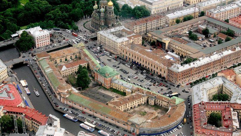 Конюшенное ведомство передали музею истории Петербурга