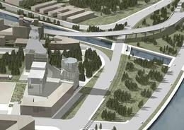 За минувший год в Петербурге утвердили 11 проектов планировки территорий