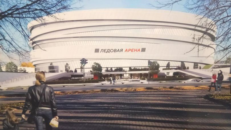 проект ССК Арена