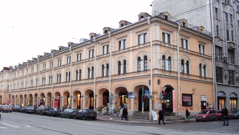 «Главстрой-СПб» передаст владельцам имущество из корпусов Апраксина двора