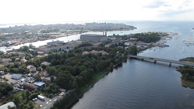 В Петровский остров будет инвестировано 35 млрд рублей