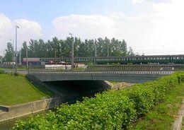 В Старо-Паново отремонтируют мост через Дудергофку
