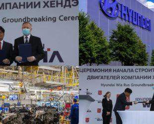 Санкт-Петербург окажет поддержку компании Хёндэ на всех этапах строительства нового завода