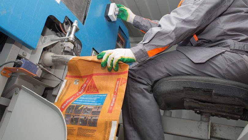 Швейцарский концерн Sika доведет свою  долю рынка в РФ до 10%