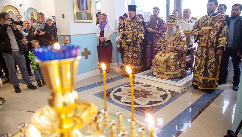 храм в ЖК Город мастеров